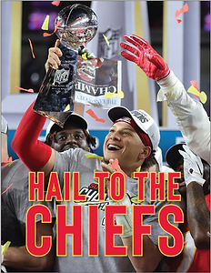Kansas City Chiefs Super Bowl Commemorative Magazine