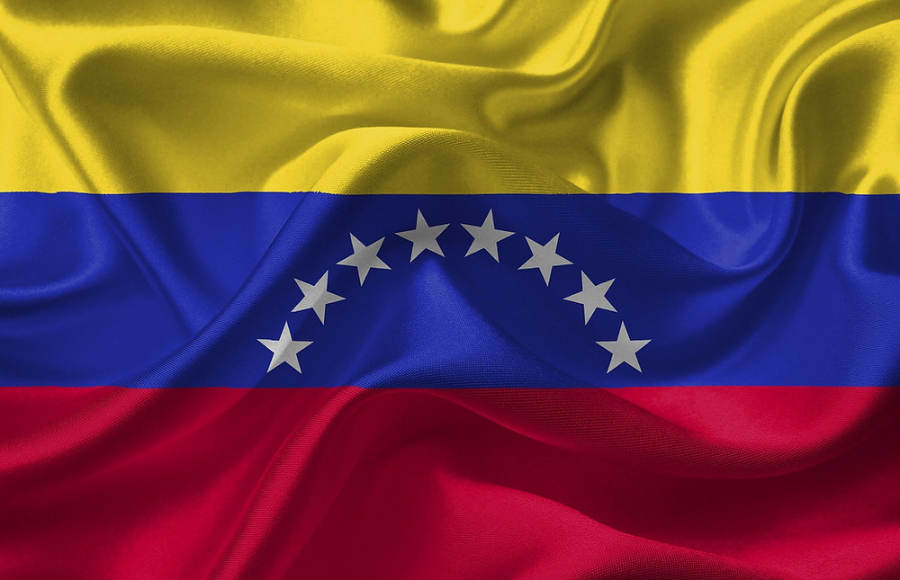 Venezuela Flag - Learn Spanish Bonjour Toowoomba