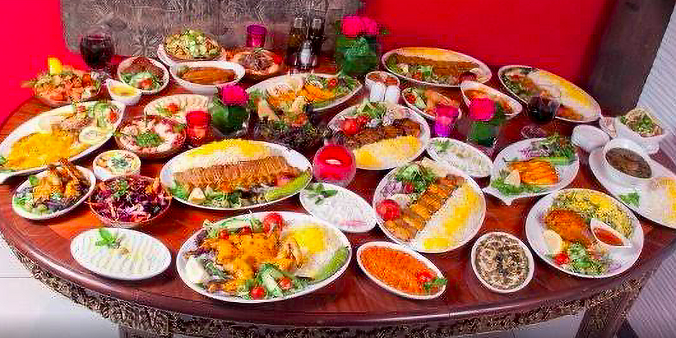 Persian Cooking Class