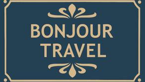 Bonjour Travel - New Website