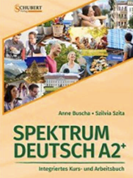 Spektrum Deutsch A2+ Textbook