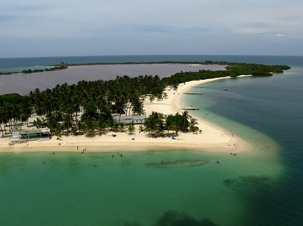 Morrocoy National Park - Courtesy of Inparques