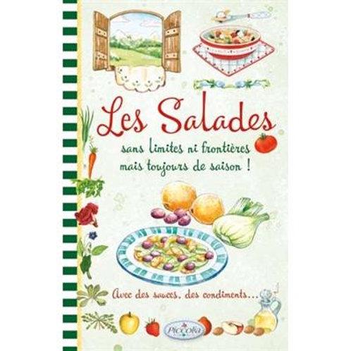 Les Salades sans limites ni frontières mais toujours de saison ! 9782753038660