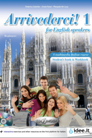 Arrivederci 1 for English speakers