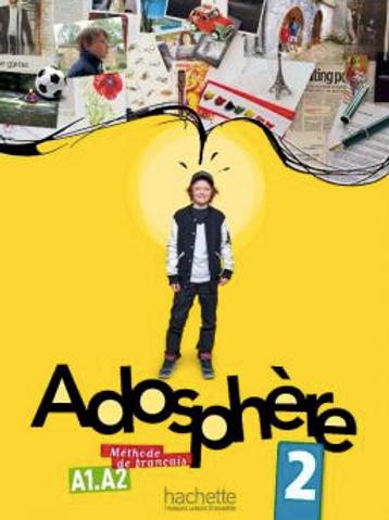 Adosphère 2 Textbook