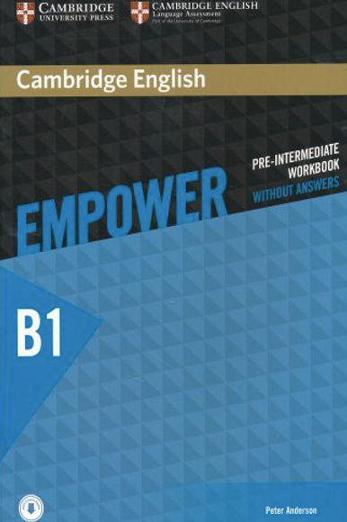 Empower B1 Pre-intermediate Workbook