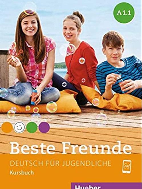 Beste Freunde Deutsch für Jugendliche, Kursbuch - 9783193010513