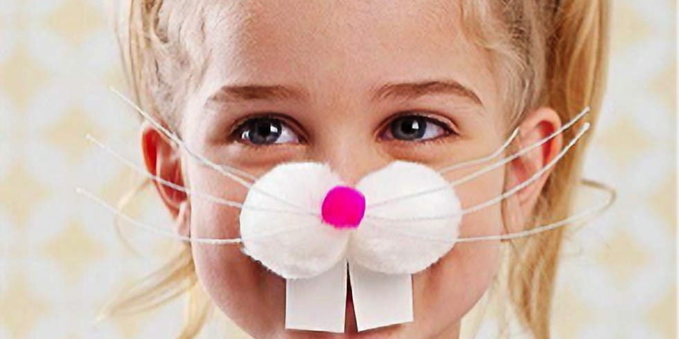 ONLINE Easter Crafts - In French - Craft 3