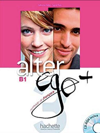 Alter Ego+ B1 Textbook