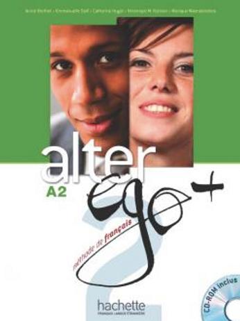 Alter Ego+ A2 Textbook