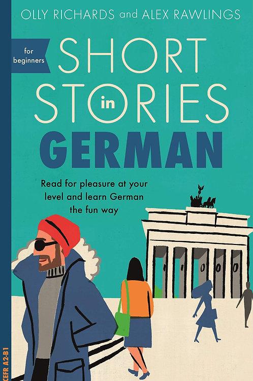 Short Stories in German 9781473683372