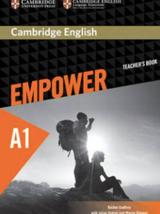 Empower A1 Starter Teacher's Book
