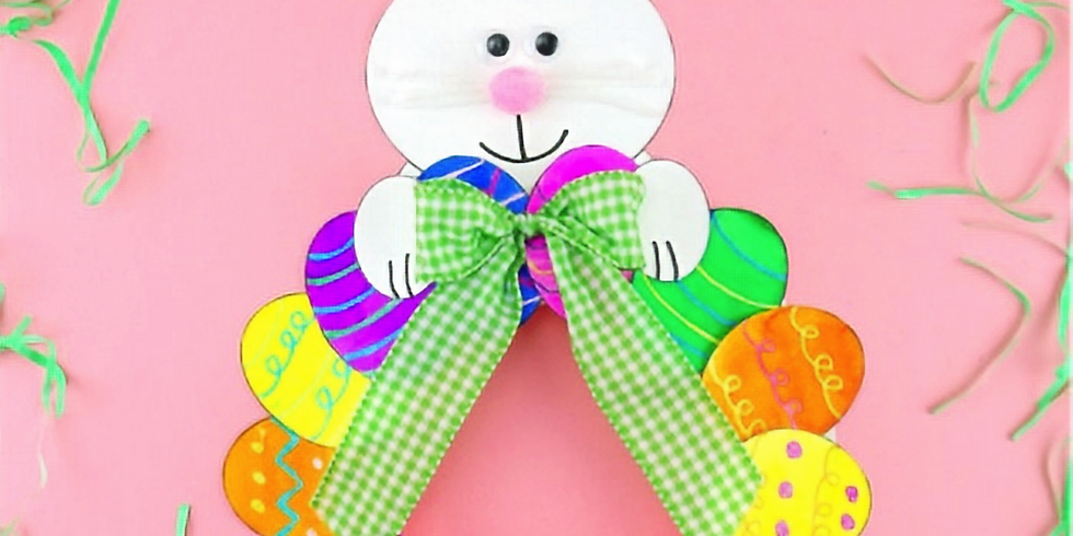 ONLINE Easter Crafts - In French - Craft 6