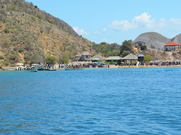 Mochima National Park - Courtesy of el Instituto Nacional de Parques