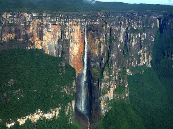 La Gran Sabana - Courtesy of Inparques
