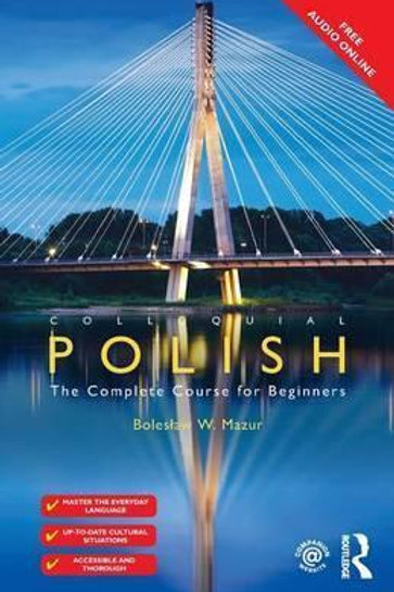 Colloquial Polish 9781138960107