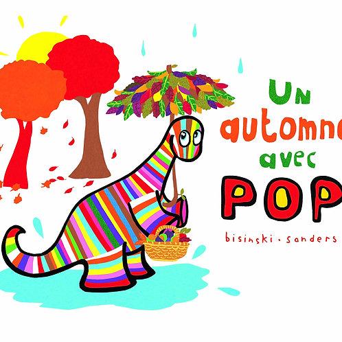 Un automne avec Pop Bonjour Toowoomba 9782211238045