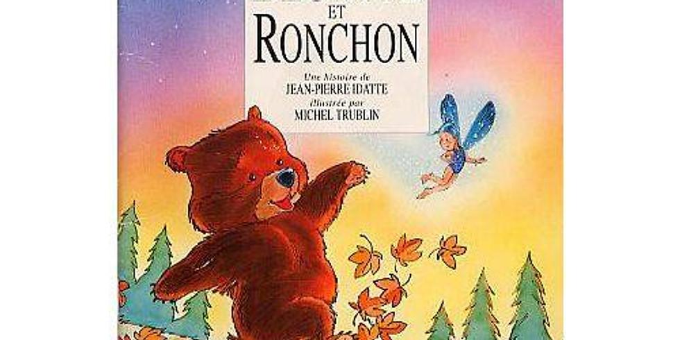 French story time - Bluette et Ronchon