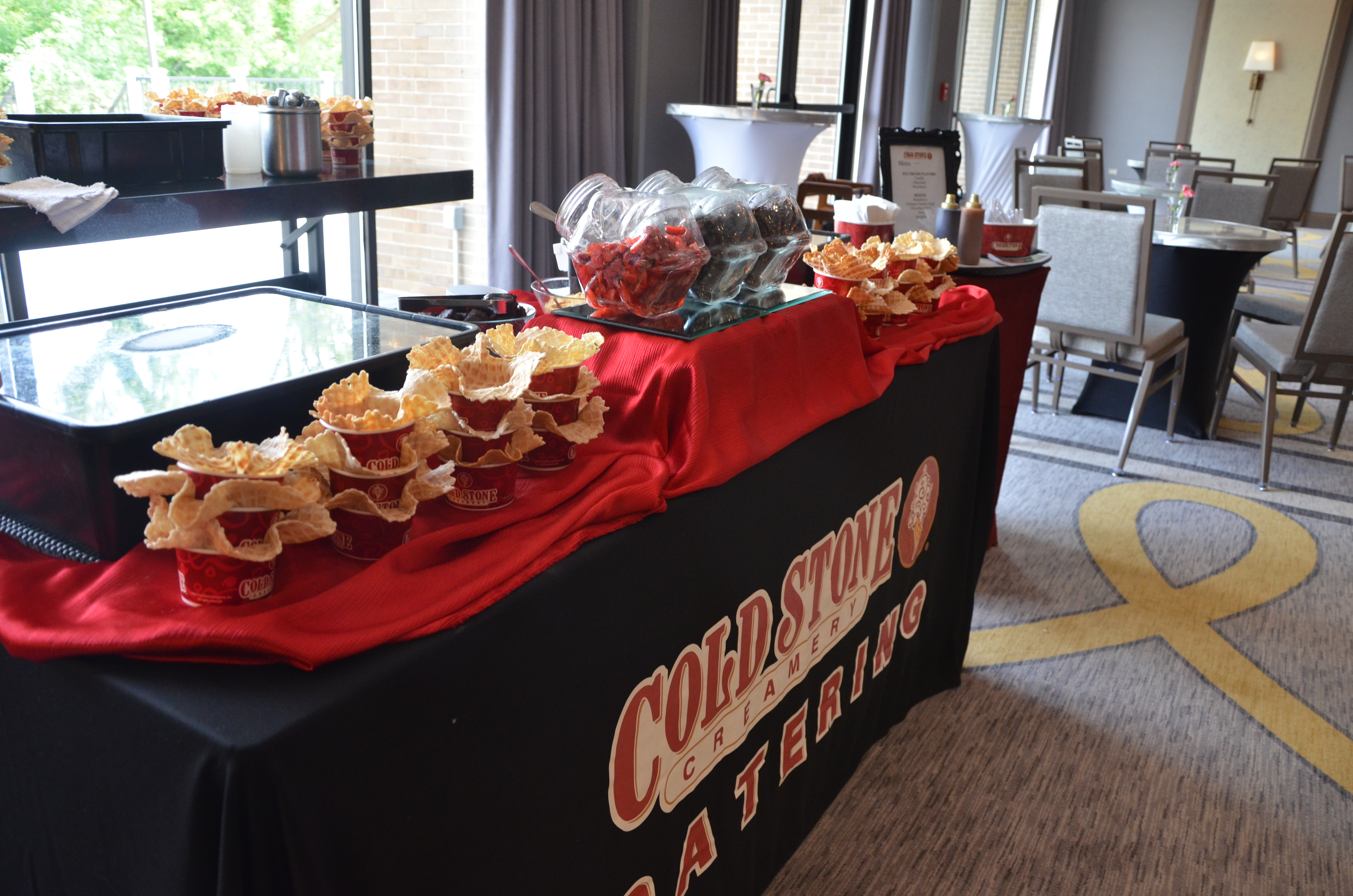 ice cream corporate events