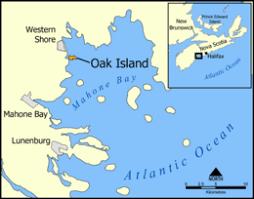 Day 8: Oak Island