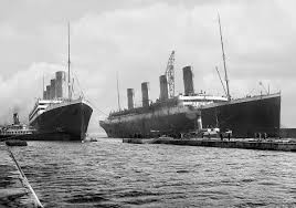 Day 19: Did the Titanic sink?