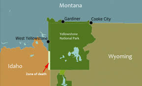 Day 17: Yellowstone Death Zone