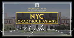 NYC Crazy Rich Asians