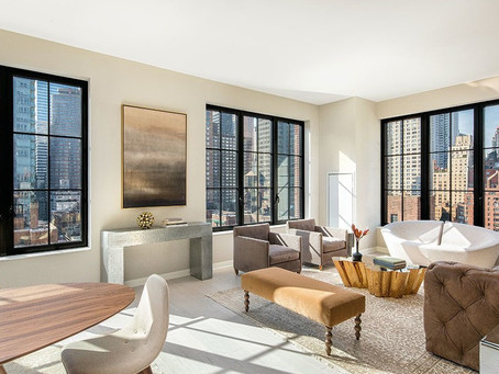 Three Bedroom with Stunning East River & City Views!