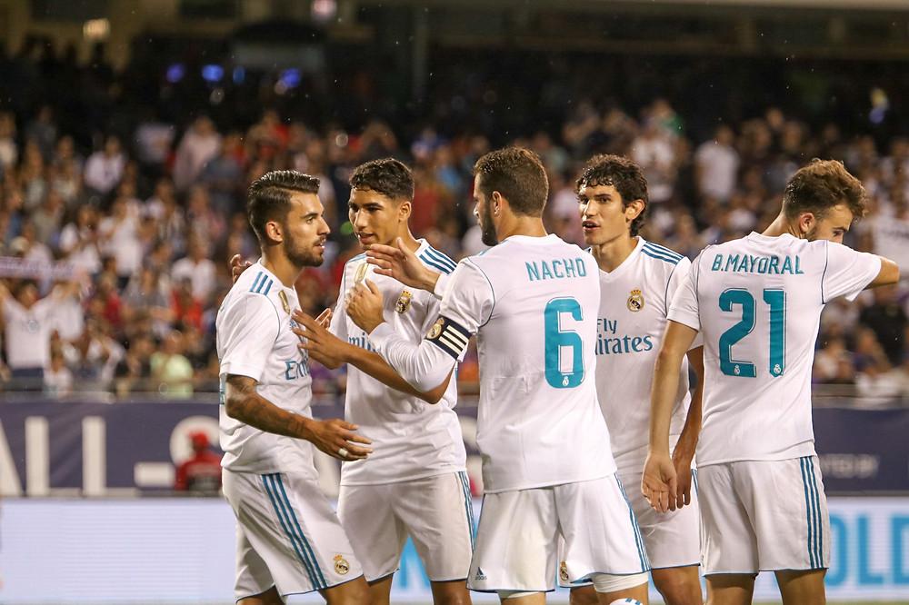 El poderoso Real Madrid