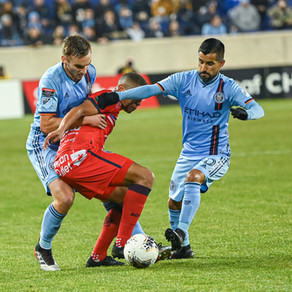 NYCFC Advance To CONCACAF Quarterfinals