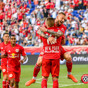 No Love Lost In Heated New York Derby