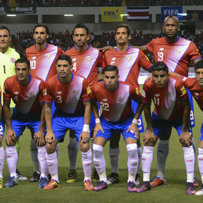 Costa Rica líder del Grupo A en Copa Oro.
