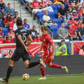 Red Bulls, DC United Play To Goalless Stalemate