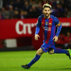 El amargo de Messi