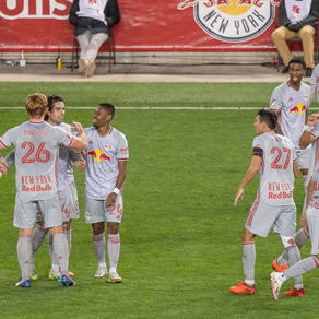 White's Stoppage Time Goal Sees New York Draw Level With Orlando City