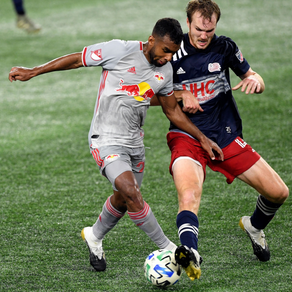 Revolution and Red Bulls Play To Draw