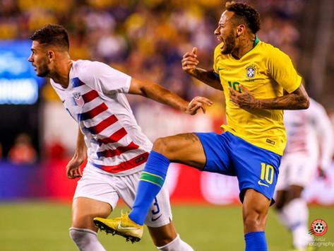 Con el mínimo esfuerzo Brasil derrota a Estados Unidos