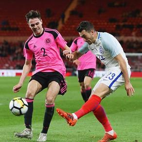Jack Harrison del NYCFC debuta con Inglaterra