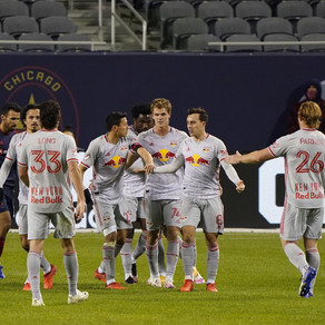 Red Bulls Experience Déjà Vu With Brian White Stoppage Time Goal