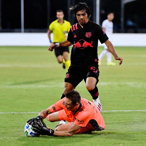 Red Bulls Eliminated After Loss to Cincinnati FC