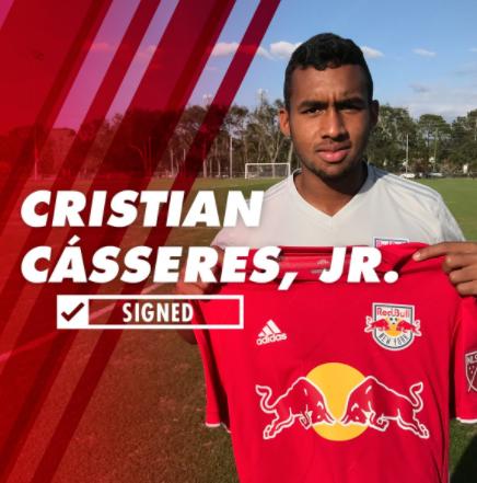 Cristian Casseres, JR.