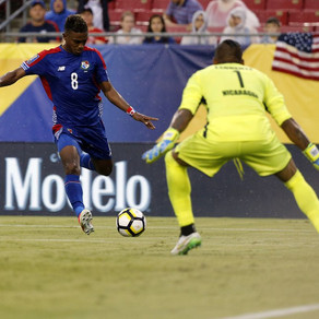 Panameños ganan 3-0 ante Martinica.