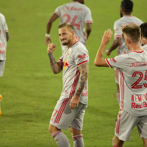 New York Breaks Losing Skid With Win Over DC