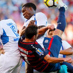 Estados Unidos superaron a Nicaragua en la Copa Oro.