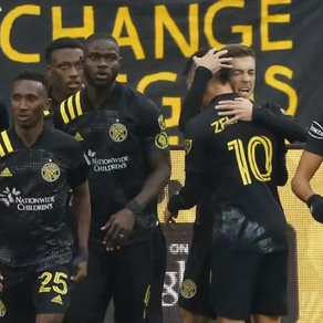 Columbus Crew Knock Out Red Bulls In First Round Of Playoffs