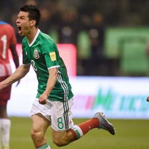 """Gol de Irving """"Chucky"""" Lozano clasifica a México al mundial"""