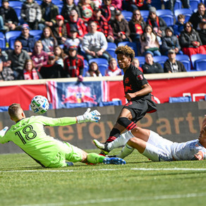 The New York Red Bulls started their 2020 season off with a sizzling 3-2 victory over FC Cincinnati.