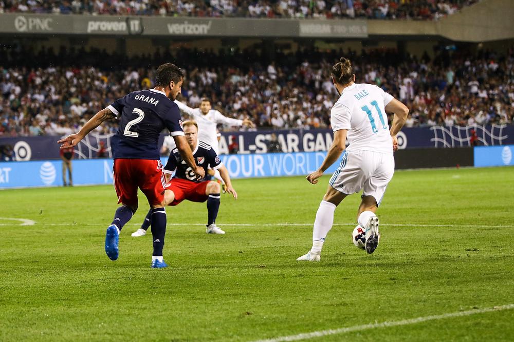 Real Madrid ante las estrellas de la MLS