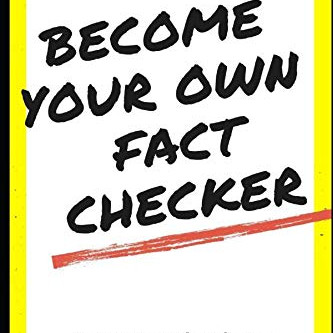 Book Review: Become Your Own Fact-Checker by Prof/Dr. Eric Sentell