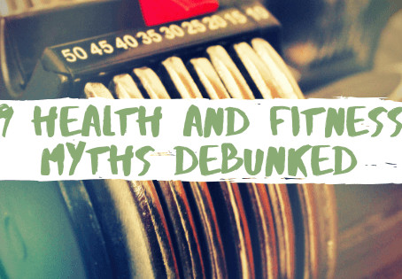 9 Health and Fitness Myths debunked